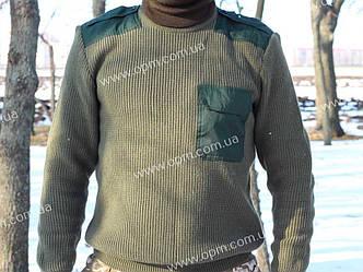 Армейский свитер Олива