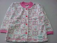 Кофты для детей теплые 5-12мес в Украине. код1012_68_74,80см.Теплая для девочек и мальчиков в наличии