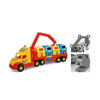 "Мусоровоз Wader ""Super Truck"" (36530)"
