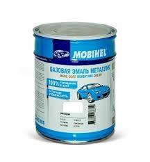 602 Авантюрин  MOBIHEL базовая емаль металик 0,5л.