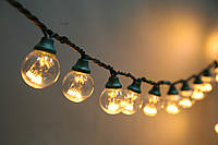 Светодиодная гирлянда GALAXY STRING LIGHT LED-2BLR-20CM-4M-240V