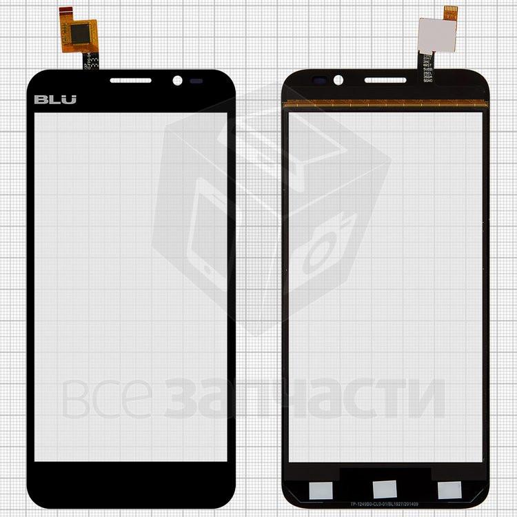 Сенсорный экран для мобильного телефона Gigabyte GSmart Alto A2, черный