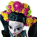 Кукла Монстер Хай Коллекционная Скелита Калаверас Monster High Skelita Calaveras Collector , фото 4