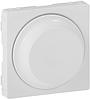 Лицевая панель светорегулятора поворотного для всех типов ламп белая 754880 Legrand Valena Life