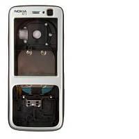 Корпус Nokia N73 коричневый
