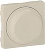 Лицевая панель светорегулятора поворотного для всех типов ламп слоновая кость 754881 Legrand Valena Life
