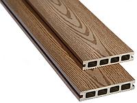 AlexWood Террасная доска TE1-1 47 (126x26x3000) (2 шт / 0,756 м.кв. в упаковке)