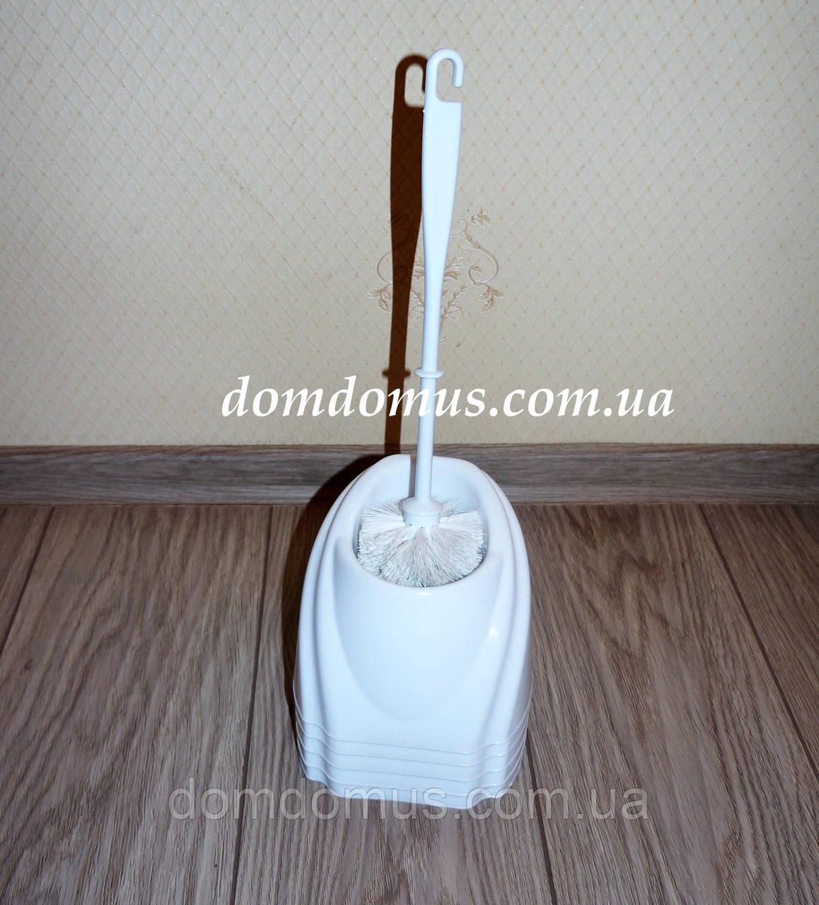 Комплект для туалета (ершик с подставкой)