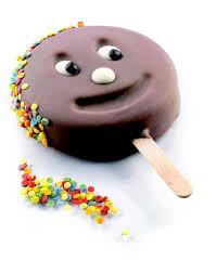 "Набор для мороженого ""улыбка"" Silikomart (83х22,5 мм, 2 формы, 50 палочек)"