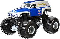 Hot Wheels Monster Jam 1:24 Grave Digger The Legend Металлический внедорожник (США)