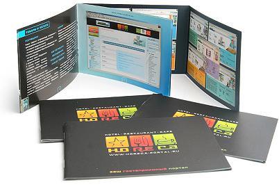 Оперативний друк брошур різними тиражами