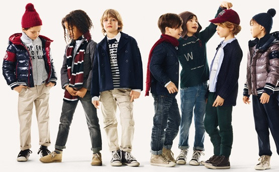 Одежда для мальчиков( 3-16 лет)