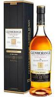 Односолодовый виски Шотландия Гленморанж Квинта Рубан 0,7л Glenmorange Quinta Ruban