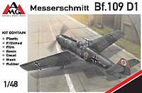Messerschmitt Bf.109 D1 1/48 AMG 48719