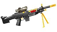 Пулемет X-Бластер Сталкер Элит 650 гидропуль 10 стрел + мишень и очки XH-033 (47171)