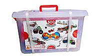 Конструктор Zoob 500 деталей (11500)