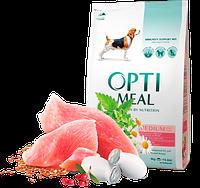 Optimeal (Оптимил)  для средних пород (ИНДЕЙКА) 4 кг