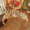 Диадема свадебная Лея, Весiльна дiадема, весiльна бiжутерiя Украшения для волос аксессуары, фото 2