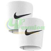 Держатели тейпы для щитков белые Найк Nike
