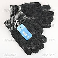 Двухслойные перчатки для мальчика E5207S-10
