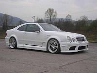 Комплект обвеса Mercedes CLK-class W208
