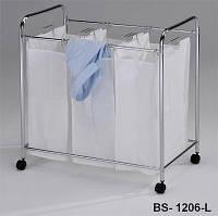 Корзина для белья металлическая для ванной парикмахерской, гостинницы, BS-1206-L