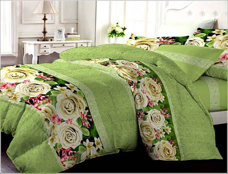 Постельное белье Вилюта сатин двухспальный 307, фото 2