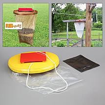 Ловушка для насекомых, мух, ос, комаров Flies Away - ловушка-приманка, фото 3