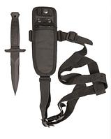 Нож с системой скрытого ношения MilTec Boot Knife Specialist 15372000