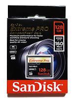 Карта памяти SanDisk Extreme PRO 128 GB