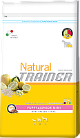 Trainer Natural Puppy & Junior Mini корм для щенков мелких пород, 0.8 кг, фото 1