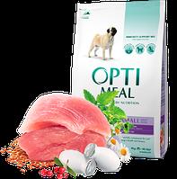 Optimeal (Оптимил)  для малых пород (УТКА) 0,65 кг