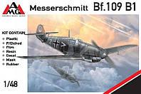 Messerschmitt Bf.109B-1 1/48 AMG 48713