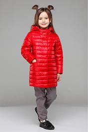 Демисизонные куртки и пальто для девочек