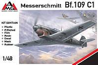 Messerschmitt Bf.109C-1 1/48 AMG 48716