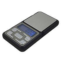 Цифрові портативні ваги Pocket Scale MH-200, фото 3