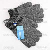 Двухслойные перчатки для мальчика E5207S-11