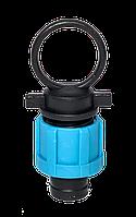 Заглушка 17 мм для ленты капельный полив SL-007