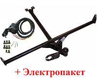 Фаркоп на Ваз 2104 (1984-2012) + Электропакет