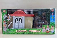 Домик Сильвания Фэмили Sylvanian Families мебель, в коробке 41*20,5*17,5 см