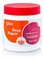 Salon Professional  Маска Глубокое питание с плацентой 500 мл