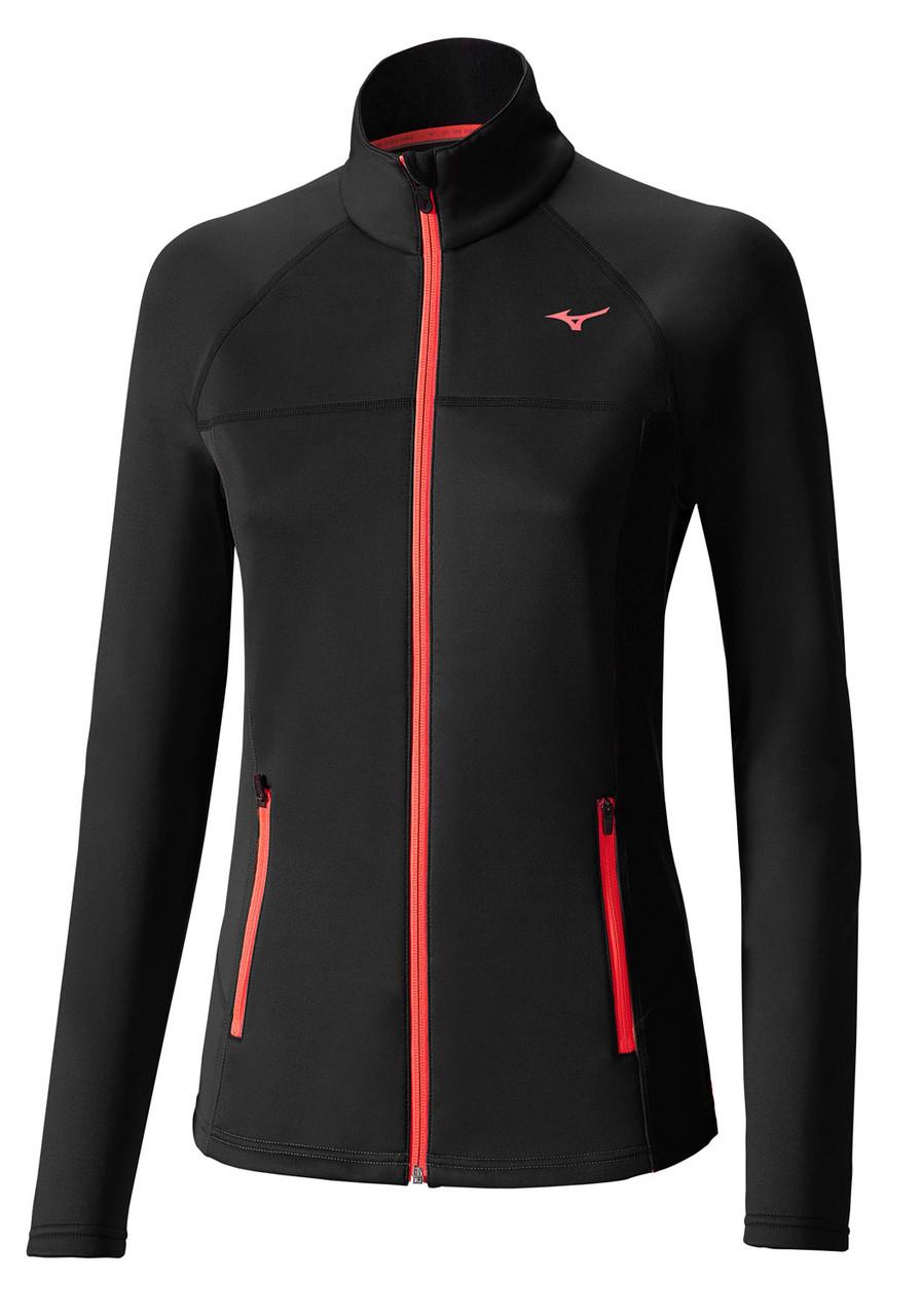 Лонгслив Mizuno Breath Thermo Fleece Jacket (Women) J2GE5702-95