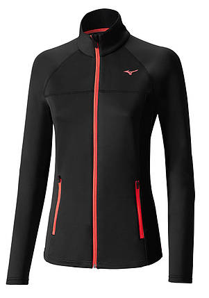 Лонгслив Mizuno Breath Thermo Fleece Jacket (Women) J2GE5702-95, фото 2