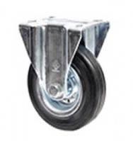 Колесо поворотное с крепежной панелью 3107-С-125-Р