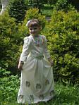 Вишите плаття для чарівної Мартусі!!!
