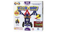 Конструктор Zoob-Bot с инерционным механизмом и световым эффектом (14001)