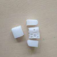 Заглушки для офисных кресел под ролики 11мм. (комплект 5 шт.)