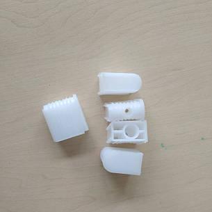 Заглушки для офисных кресел под ролики 11мм. (комплект 5 шт.), фото 2