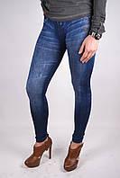 Лосины под джинс с стразами (A730/144) | 144 пар