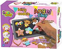 Набор мягкой глины Angel Clay Печенье в глазури (AA13091)